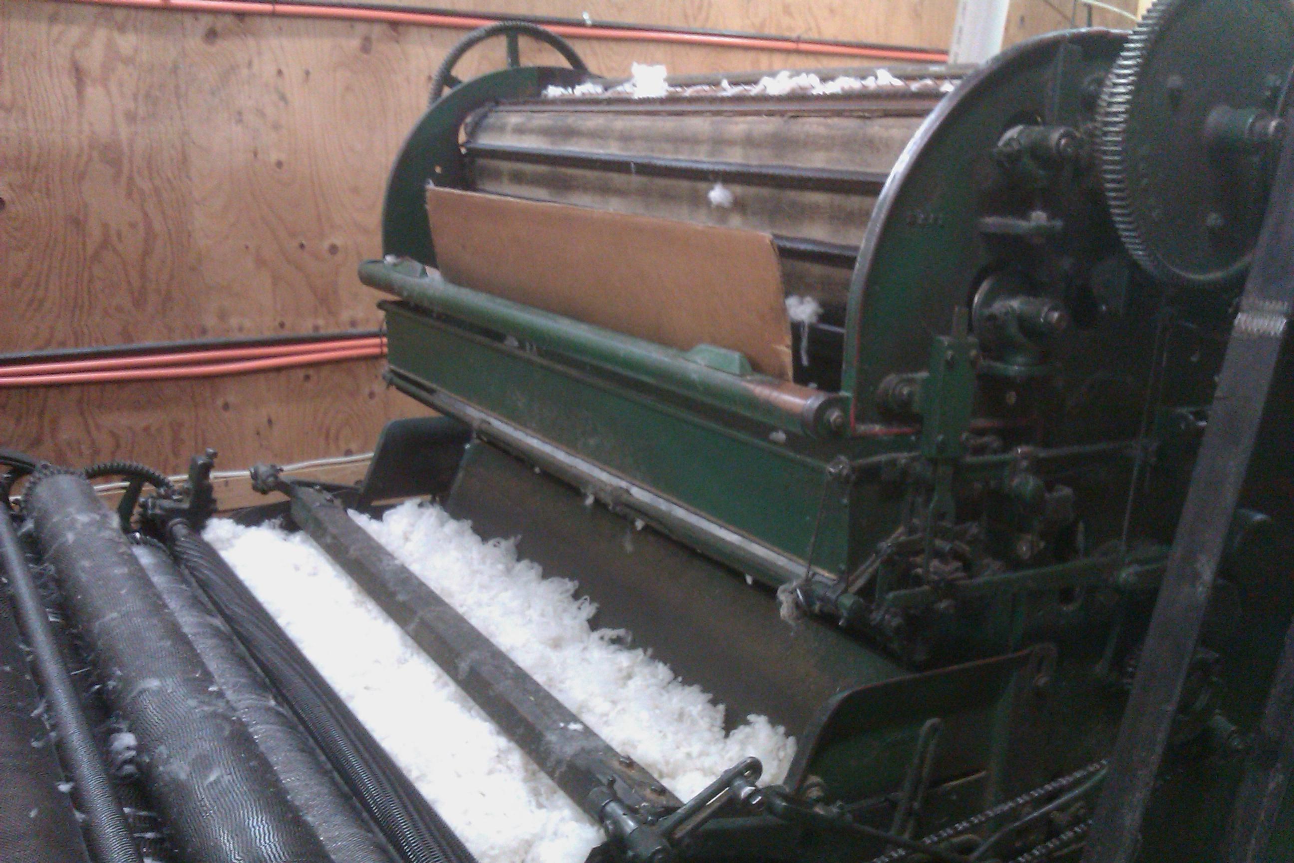 A woolen mill » DesigKnit