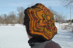Hexamorous Hat Scarf Pattern